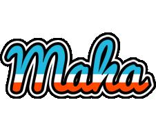 Maha america logo