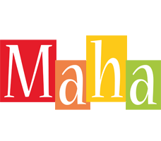 Maha colors logo
