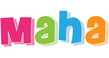 Maha friday logo
