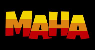 Maha jungle logo
