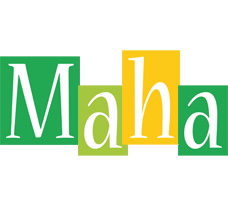 Maha lemonade logo