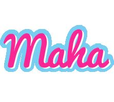 Maha popstar logo