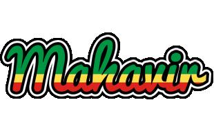 Mahavir african logo