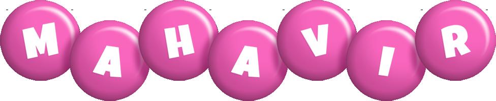 Mahavir candy-pink logo