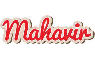 Mahavir chocolate logo