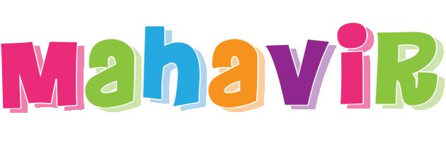 Mahavir friday logo