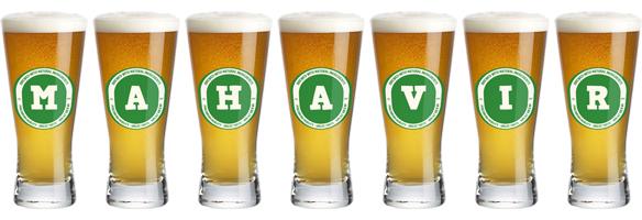 Mahavir lager logo
