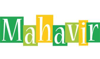Mahavir lemonade logo