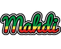 Mahdi african logo