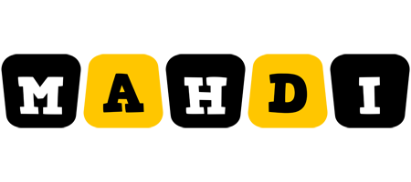 Mahdi boots logo