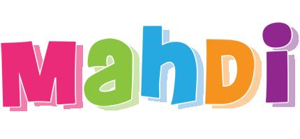 Mahdi friday logo