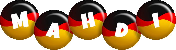 Mahdi german logo