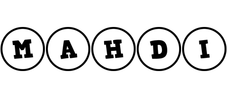 Mahdi handy logo