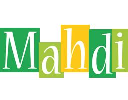 Mahdi lemonade logo