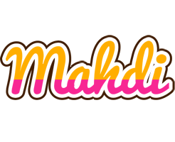 Mahdi smoothie logo