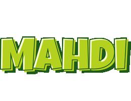 Mahdi summer logo