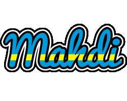 Mahdi sweden logo