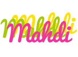 Mahdi sweets logo