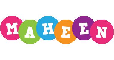 Maheen friends logo
