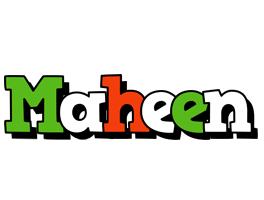 Maheen venezia logo