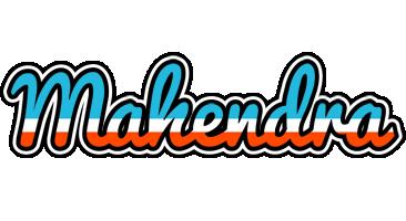 Mahendra america logo