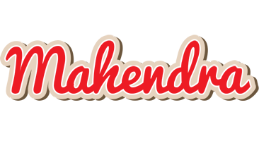 Mahendra chocolate logo