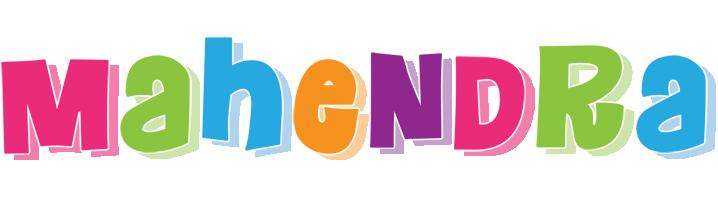Mahendra friday logo