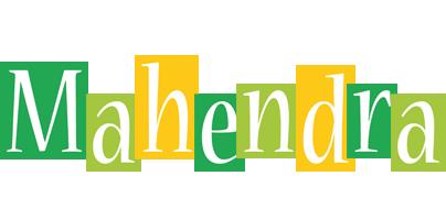 Mahendra lemonade logo