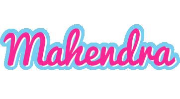 Mahendra popstar logo