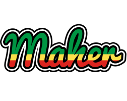 Maher african logo