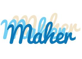 Maher breeze logo