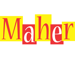 Maher errors logo