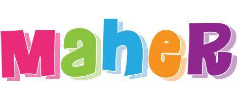 Maher friday logo