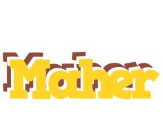 Maher hotcup logo