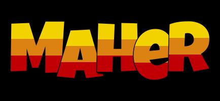 Maher jungle logo
