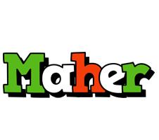 Maher venezia logo