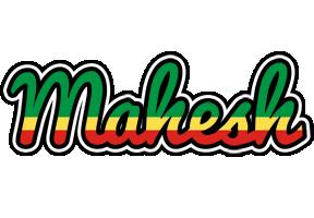 Mahesh african logo