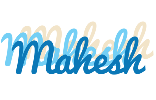 Mahesh breeze logo