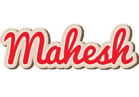 Mahesh chocolate logo