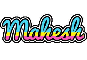 Mahesh circus logo