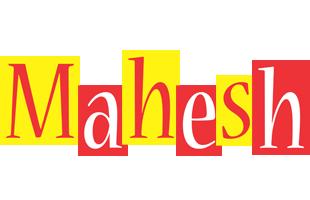 Mahesh errors logo