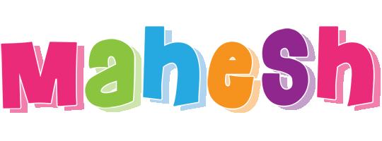 Mahesh friday logo