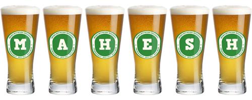 Mahesh lager logo