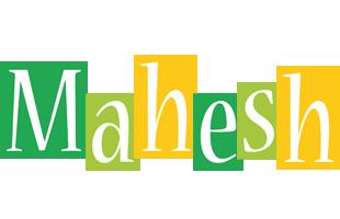 Mahesh lemonade logo