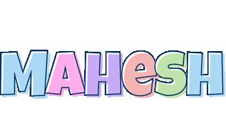 Mahesh pastel logo