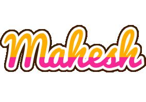 Mahesh smoothie logo