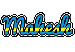 Mahesh sweden logo