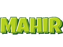 Mahir summer logo