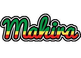 Mahira african logo