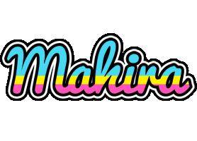 Mahira circus logo